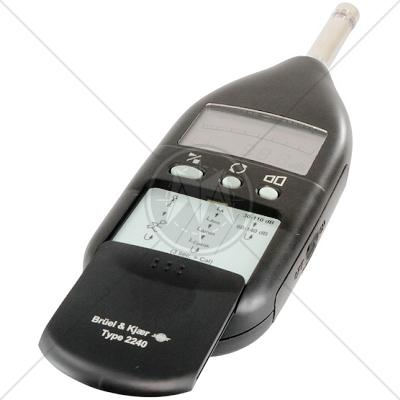 Bruel & Kjaer Type 2240 - Sound Level Meter