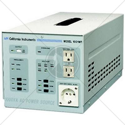 California Instruments 1001P AC Power Source 1000 VA