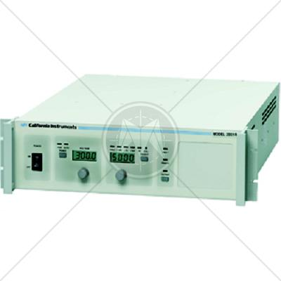 California Instruments - 2001RP 2000 VA Single-Phase AC Power Source