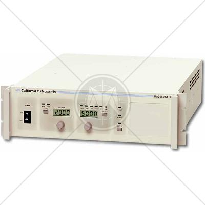 California Instruments 351TL Low Noise Linear AC Power Source 350 VA