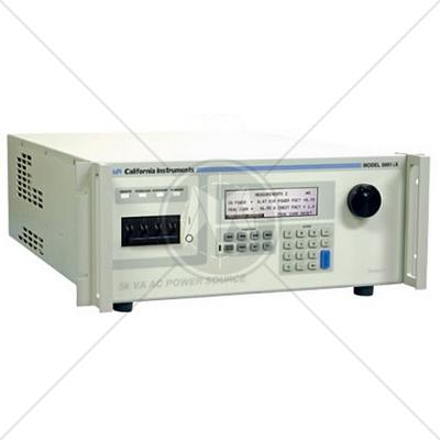 California Instruments 5001iX AC Power Source 5kVA
