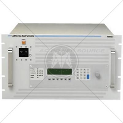 California Instruments 6000Ls Programmable AC Power Source 6kVA