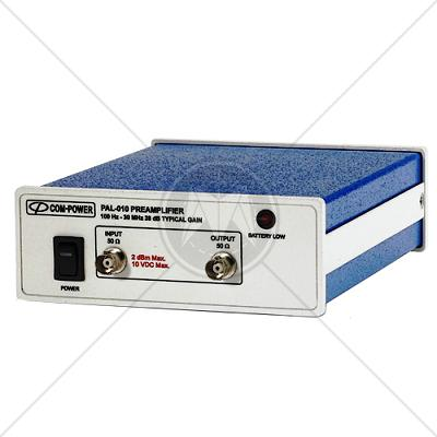 Com-Power PAL-010 Preamplifier 100 Hz � 30 MHz