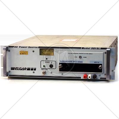 Elgar 501SL Single Phase 500 VA AC Power Source