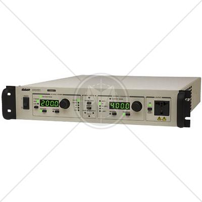 Elgar CW 1251M Continuous Wave Low Profile AC Source 1250 VA