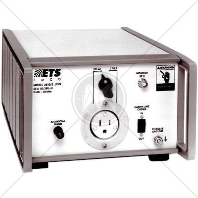ETS-Lindgren 3810-2 LISN 9 kHz - 30 MHz