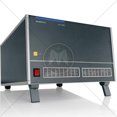 EM TEST ACS 500N2.3 Single Phase AC/DC Voltage Source 2 kVA