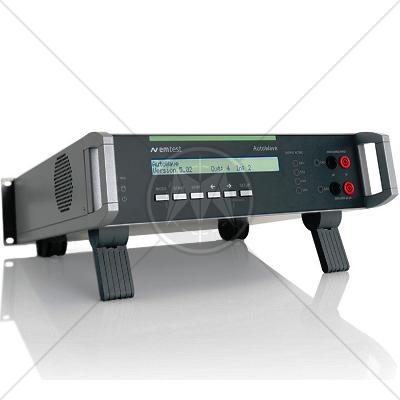 EM TEST AUTOWAVE Automotive Waveform Generator