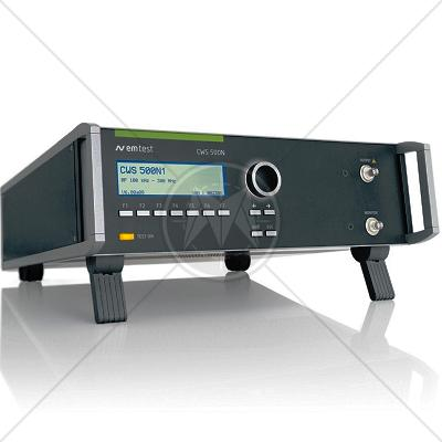 EM TEST CWS 500N1 Continuous Wave Simulator 80W