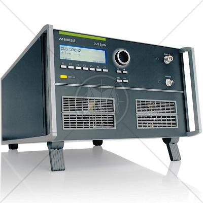 EM TEST CWS 500N2 Continuous Wave Simulator EN/IEC 61000-4-6