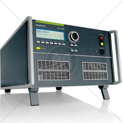 EM TEST CWS 500N4 Simulator for Conducted/Common Mode Disturbances