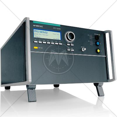 EM TEST PFS 503N Series Power Fail Simulators