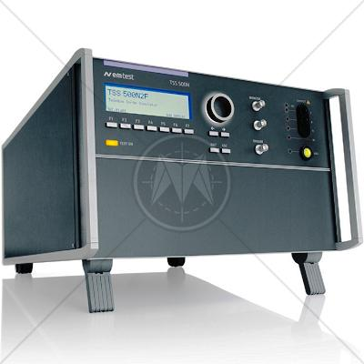EM TEST TSS 500N2F Telecom Surge Generator per FCC part 68