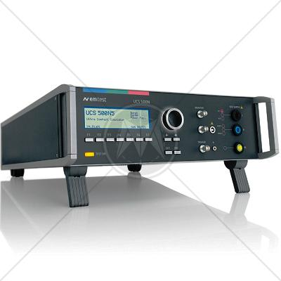 EM TEST UCS 500N5V Combo Wave (Surge) Generator 5kV IEC/EN 61000-4-5