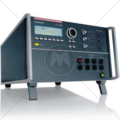 EM TEST VCS 500N10T Combo Wave & Telecom Surge Generator 10kV
