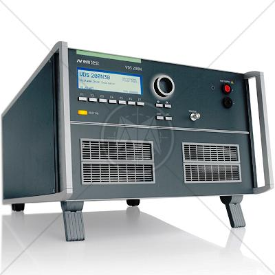 EM TEST VDS 200N Series Voltage Drop Simulator & DC Voltage Source