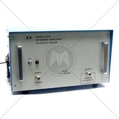 ENI 550L Ultra High Frequency RF Amplifier