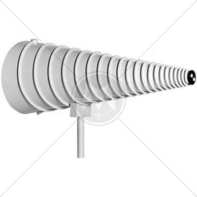 ETS-Lindgren 3101 Conical Log Spiral Antenna 200 MHz � 1 GHz