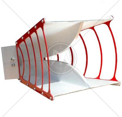 ETS-Lindgren 3115 Double Ridged Waveguide Antenna 750 MHz � 18 GHz