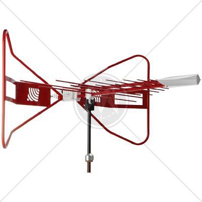 ETS-Lindgren 3142E BiConiLog Antenna 30 MHz � 6 GHz