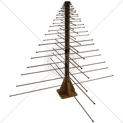 ETS-Lindgren 3145BDP Log Periodic & Dipole Array 100 MHz - 1.1 GHz