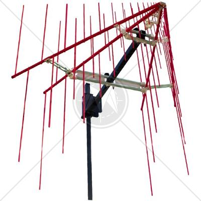 ETS-Lindgren 3150B Dual Stacked LPDA Antenna 80 MHz � 1 GHz