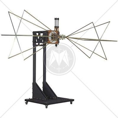 ETS-Lindgren 3159 High-Power Biconical Antenna 30 MHz - 100 MHz 15kW