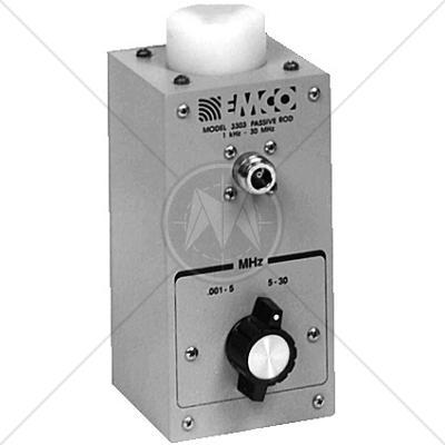 ETS-Lindgren 3303 Passive Broadband Monopole Antenna 1 kHz � 30 MHz
