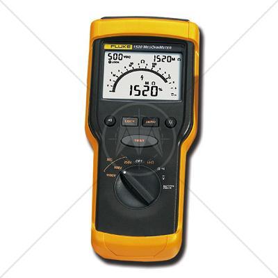 Rent Fluke 1520 Megohmmeter Fluke | Maxim Instruments Corporation
