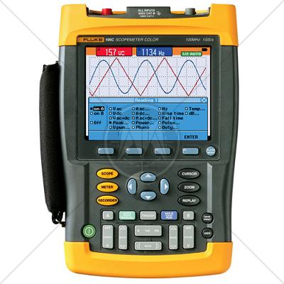 Fluke 196C Color ScopeMeter