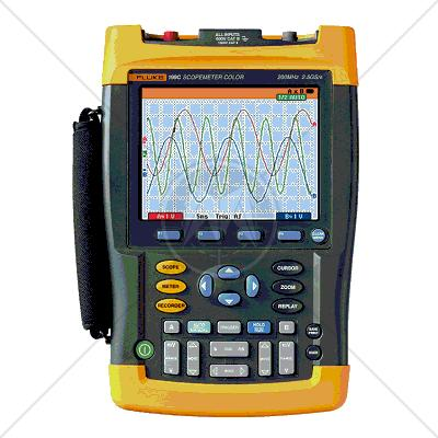 Fluke 199C Color ScopeMeter