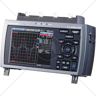 Graphtec GL 900 Data Acquisition / Data Logger 8 Channel