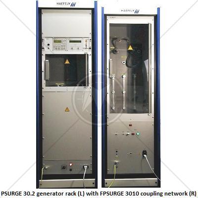 Haefely PSURGE 30.2 Modular 30kV / 30kA Surge Test System