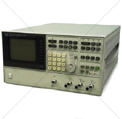 HP 3577B Network Analyzer 5 Hz - 200 MHz