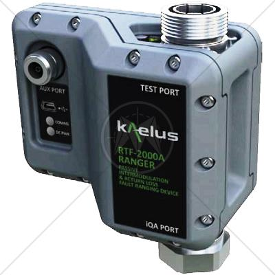 Kaelus RTF-2000A Range to Fault (RTF) PIM & Return Loss Module