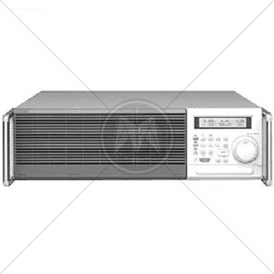 Kikusui PLZ603W DC Electronic Load 120V 120A 600W