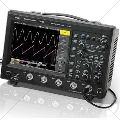 LeCroy WAVEJET 312A 2 Channel 100 MHz Oscilloscope 1 GSa/s