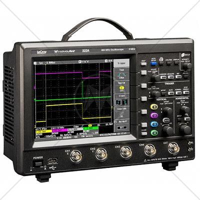 LeCroy WAVEJET 322A 2 Channel 200 MHz Oscilloscope 1 GSa/s