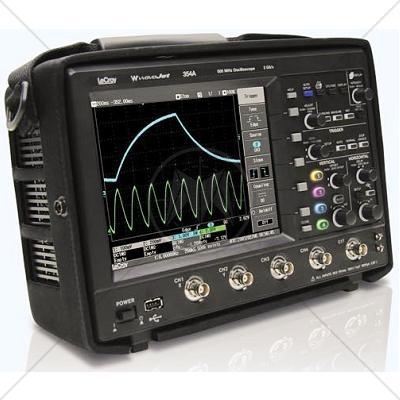 LeCroy WAVEJET 324A 4 Channel 200 MHz Oscilloscope 1 GSa/s
