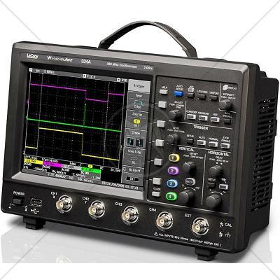 LeCroy WAVEJET 334A 4 Channel 350 MHz Oscilloscope 1 GSa/s