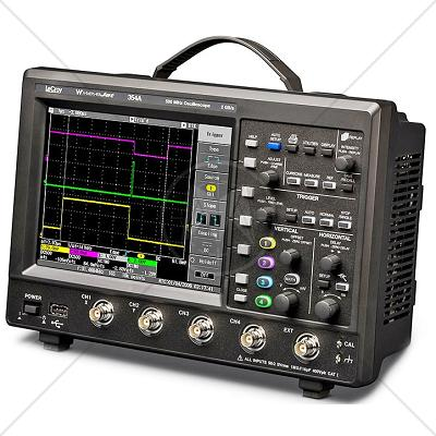 LeCroy WAVEJET 354A 4 Channel 500 MHz Oscilloscope 1 GSa/s