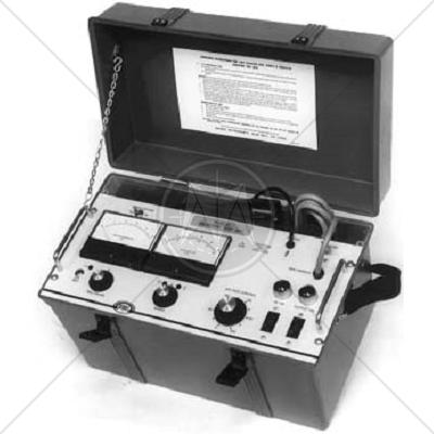 Megger 220005 DC Dielectric High Pot Tester 5 kV DC Test Voltage