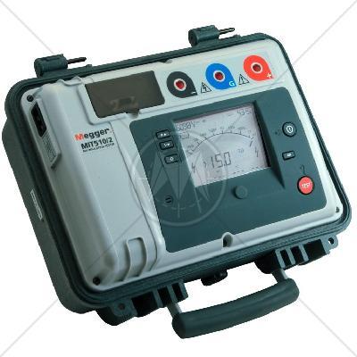 Megger MIT510/2 Insulation Resistance Tester 5 kV