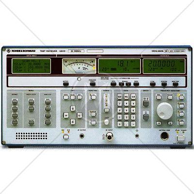 Rohde & Schwarz ESVD Test Receiver 20 MHz � 2050 MHz