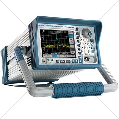 Rohde & Schwarz FS300 Spectrum Analyzer 9 kHz – 3 GHz