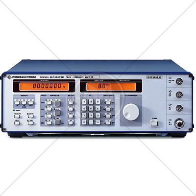 Rohde & Schwarz SMY02 Signal Generator 9 kHz - 2080 MHz