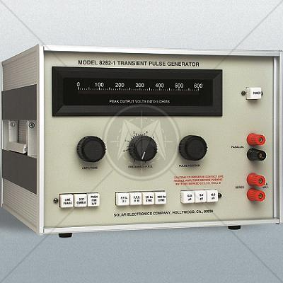 Solar 8282-1 Transient Pulse Generator
