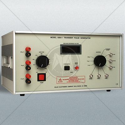 Solar 9354-1 Transient Generator