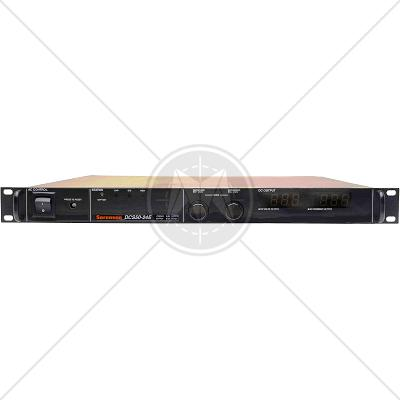 Sorensen DCS 600-1.7E Programmable DC Power Supply 600V 1.7A 1020W