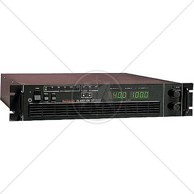 Sorensen DLM 600-6.6E Programmable DC Power Supply 600V 6.6A 3960W